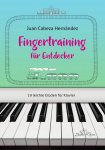 """Juan Cabeza """"Fingertraining für Entdecker"""""""