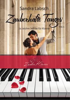 """S. Labsch """"Zauberhafte Tangos Vol. 1"""" (Notenheft)"""
