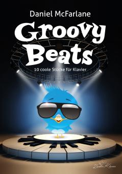 """D. McFarlane """"Groovy Beats"""""""