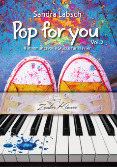 "S. Labsch ""Pop for you Vol. 2"" (Notenheft)"