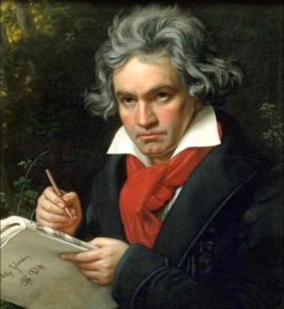 "Beethoven ""Ode an die Freude"""