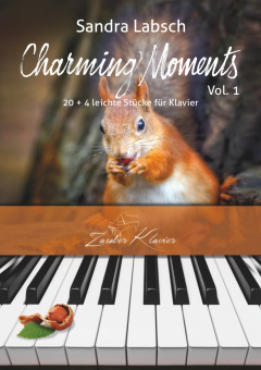 "S. Labsch ""Charming Moments Vol. 1"" (Notenheft)"