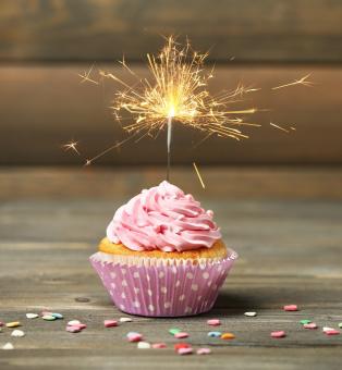 """""""Happy Birthday"""" mittelleichte Version (PDF)"""