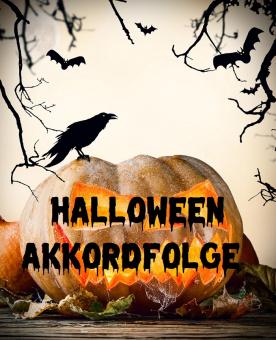 Halloween-Akkordfolge