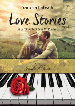 "S. Labsch ""Love Stories Vol. 2"" (Notenheft)"