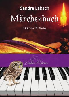 """S. Labsch """"Märchenbuch"""" (Notenheft)"""