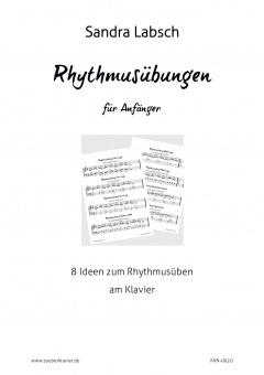 Rhythmus-Übungen für Anfänger (PDF)