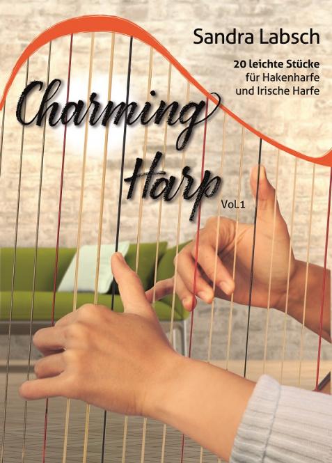 """S. Labsch """"Charming Harp Vol. 1"""" (für Harfe)"""