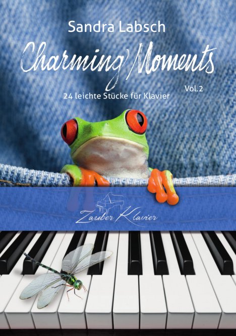 "S. Labsch ""Charming Moments Vol. 2"" (Notenheft)"