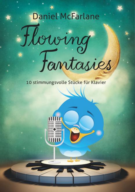 """D. McFarlane """"Flowing Fantasies"""""""