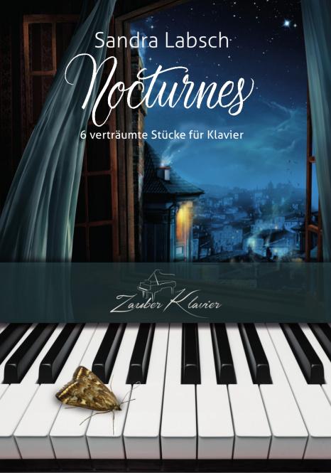 """S. Labsch """"Nocturnes"""" (Notenheft)"""