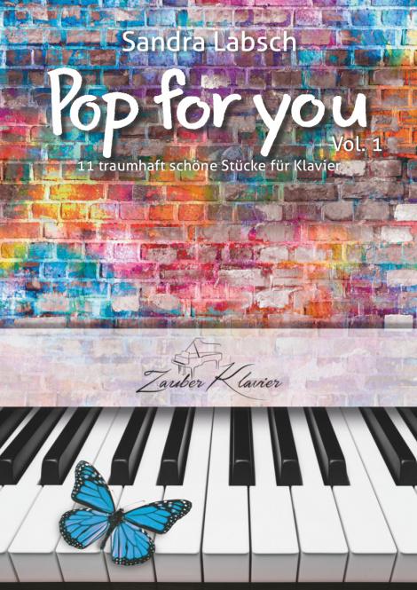 """S. Labsch """"Pop for You Vol. 1 (Notenheft)"""
